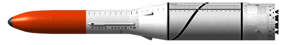 black-arrow